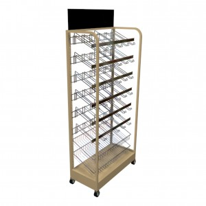 Accessory Wire Display Rack