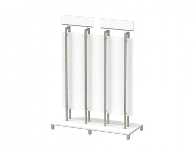 Accessories Display Rack