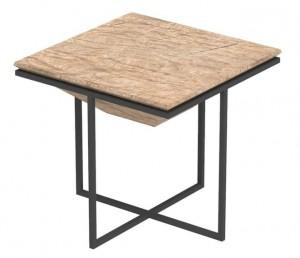 Pyramid Shape Square Table