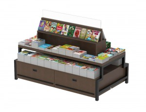 Books Display Unit