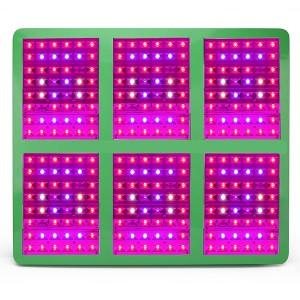 LED Grow Light 288pcs with Reflector 120