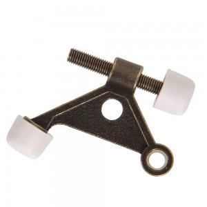 Hinge pin door stop-Antique Brass
