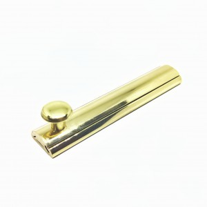 3 Inch Door Bolt Brass