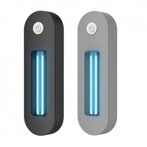 Handheld Ultraviolet UV Portable Disinfection Lamp Sterilizer for Toilet Trash C