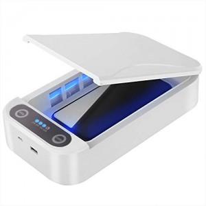 UV Sterilizer LED Portable Sterilization UV Disinfection Box Cell Phone Steriliz