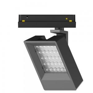 Magnetic led track light led spot magnetic track lights Bean angle 60