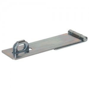 """Fixed Staple Safety Hasp 6"""""""